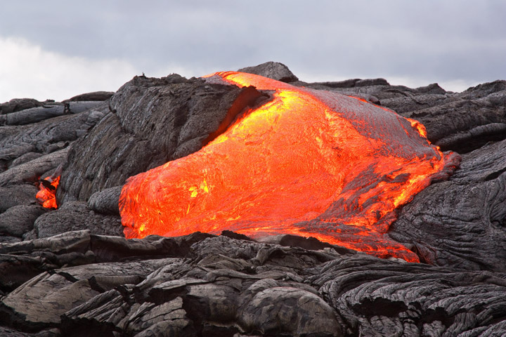 Pele Volcano Big Island Hawaii Tour